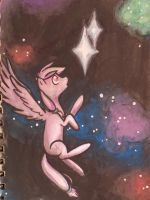 Reach for the stars by BlueButterflyArt1
