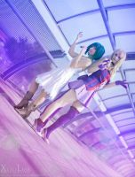 Sheryl and Ranka : Lion . m e d l e y by Rael-chan89