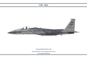 Fantasy 708 F-15C China by WS-Clave