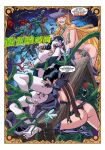 BOUNCE CHIX and DRAGONS #3! Preview 2 by MTJpub