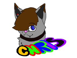 :.PC:. Chris Badge by Turtlewuff