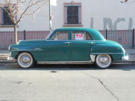 1951 Plymouth Cranbrook VII by Brooklyn47