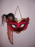 MaskStock by MadamGrief-Stock