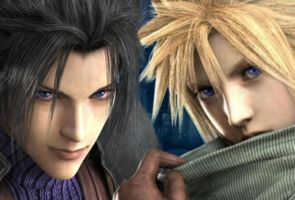 Cloud and Zack by Cloud-Strife-FF-VII