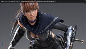 :: KASUMI SECOND COMING W.I.P. :: by VincentXyooj