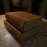 The book of secrets 3D by happy05