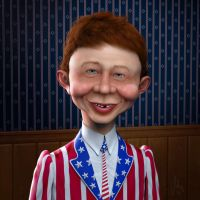 Alfred E. Neuman by PixelPirate