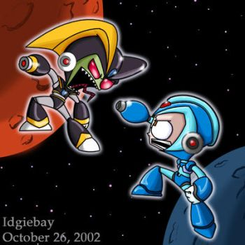 Battle of the Planets MM Style by idgiebay