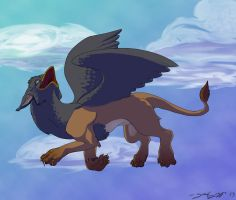 Gryphon by Sarbear12112