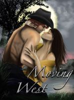 Moving West cover variant B by mannafig