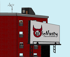 NicNasty Creations Building by voidex11