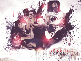Avenged Sevenfold by P-r-o-G-f-x