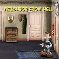 Neighbor From Hell Woody by Reptil333