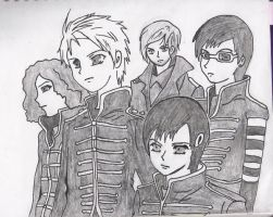 The Black Parade by RikuShadow