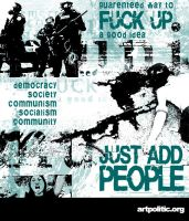 ArtPolitic - Just Add People by n0deal