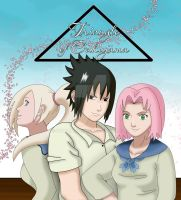 Cover Triangle of Gakuyama Eng by NaTalyshka