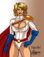 Power Girl - 2013 by bratchny