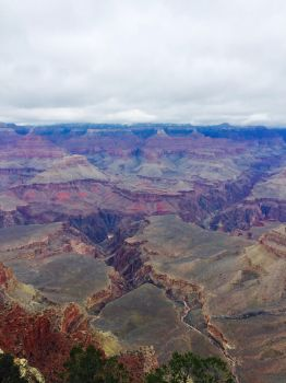 The Grand Canyon by IsagoKage