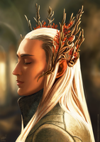 Thranduil by PVersus