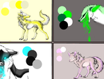 Adoptable sheet thing by WhiteThorn13