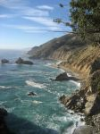 Big Sur Ocean View Vertical by Leitmotif