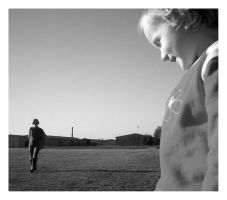My - At The Field Airdrome by karel