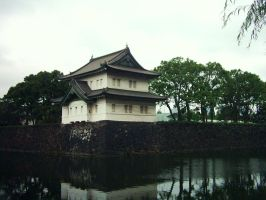 Tokyo Imperial Palace 2 by Akiso