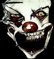 Clown by crypticpest