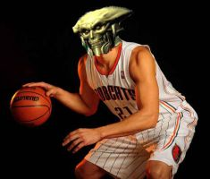 Yoshimitsu Joins The Charlotte Bobcats by Stylistic86