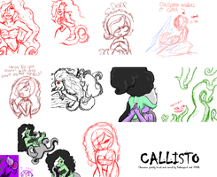 Callisto Collection by ZenarrausJ7