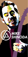 Mike Shinoda In WPAP 2 by setobuje