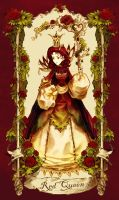 Red Queen by zese