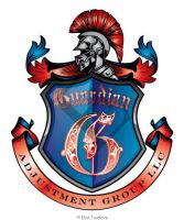 CONCEPT Guardian Adjusters Logo Red and Blue by TrueLovePrevails