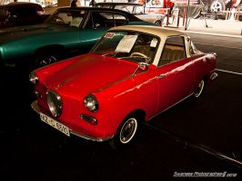 little red coupe by Swanee3