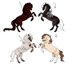 Hallow-late adopts (Auction End Change) by Mishranna