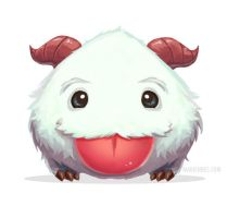 Poro by mythgarnets