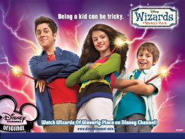 Wizards of waverly place by hanielleanne