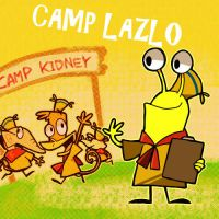 CAMP LAZLO by hakurinn0215
