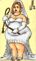 The Bride by oupelay