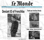 ID Frenchfox Le Monde by frenchfox
