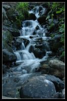 Waterfall by Fructy