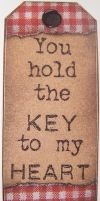 Tag - Words: You Hold The Key by Gracies-Stock