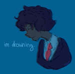 drowning by m5w