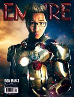 I AM IRON MAN by TheBoyofCheese