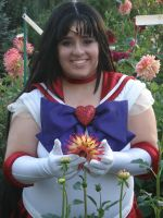 .:SM Sailor Mars:. by cosplay-muffins