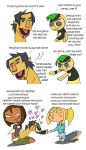 Total Drama: Fun With Puppets by StrixMoonwing