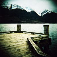 Glenorchy Dock by uin