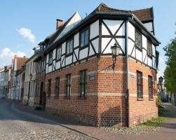 STOCK Old house 2 by Inilein