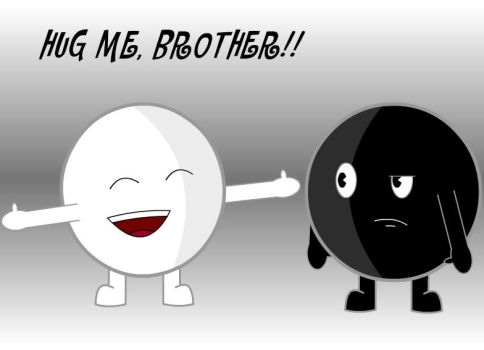 HUG ME BROTHER by Boggy-lord