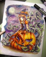 Happy Halloween 2011 by Lizalot